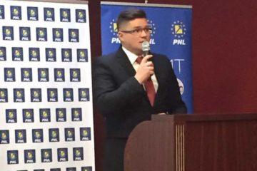 Lucian Pelepco – noul președinte LAL PNL Neamț: Mă voi implica să îi ajut toți pe aleșii locali liberali din județul Neamț