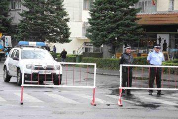Atenție! Fără mașini în parcarea de la Colegiul Roman Vodă timp de trei luni