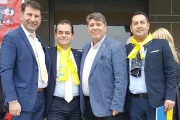 Primarul Lucian Micu a fost ales membru în Biroul Politic Național al Ligii Aleșilor Locali PNL