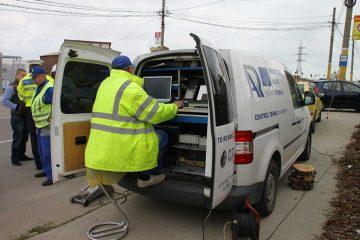Polițiștii și inspectorii RAR au verificat starea tehnică a autoturismelor: 45 de sancțiuni și 5 certificate retrase