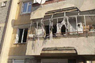 Explozie într-un bloc din Piatra Neamț. Suflul deflagrației a fost foarte puternic. Mai multe persoane au fost evacuate