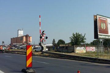 Veste bună pentru posesorii de mașini. Se vor executa lucrări de reparații la trecerea la nivel cu calea ferată de pe E 85