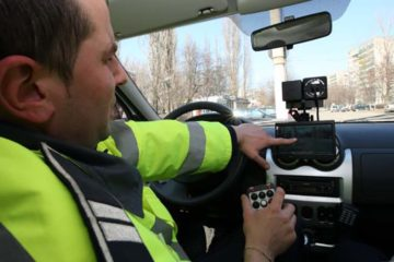 Neamț: se circulă cu viteză pe șoselele județului – 122 de sancțiuni, 24 de permise reținute