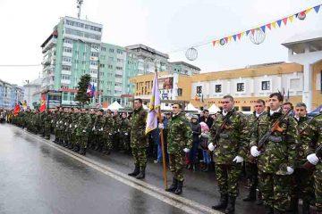 Programul zilei de 1 decembrie, Ziua Națională a României, la Roman