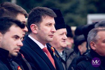 """Primar Lucian Micu: """"Am bucuria și onoarea să vă invit să sărbătorim împreună Ziua Națională a României!"""""""