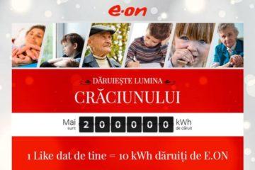 """Campania """"Dăruiește lumină"""": Centrul Școlar de Educație Incluzivă Roman a primit energie electrică în dar"""