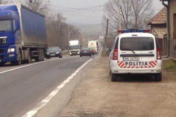 """Atenție la volan, de sărbători; 108 polițiști de la """"Rutieră"""" vor fi cu radarele pe străzi"""