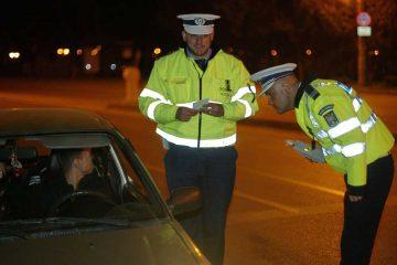 Neamț: Din ce în ce mai mulți șoferi băuți la volan pe șosele – 47 de permise reținute