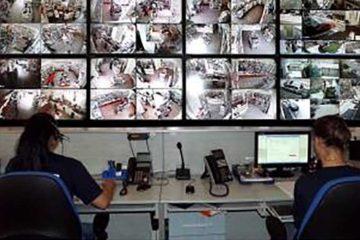Camere de supraveghere video în mai multe zone al municipiului Roman