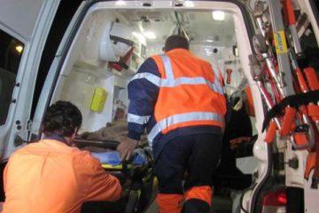 Intervenții ale Ambulanței: bebeluș decedat și accident rutier cu o victimă