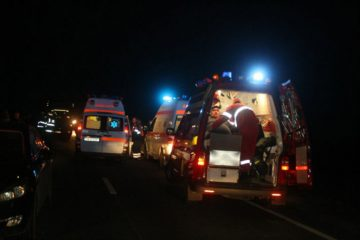 Accident rutier cu o victimă, produs noaptea trecută, în Roman. Autorul accidentului a fugit de la fața locului