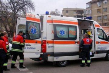 Femeie moartă, la Roman și adolescent accidentat, la Buruienești