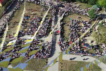 15.000 de persoane, prezente la Nisiporești; 37 persoane au fost asistate medical, una, transportată la Spitalul Roman