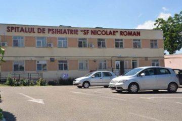 """Spitalul de Psihiatrie """"Sf. Nicolae"""" din Roman angajează infirmieri"""