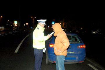 Neamț: accidente rutiere provocate de șoferi care au consumat alcool și s-au urcat la volan