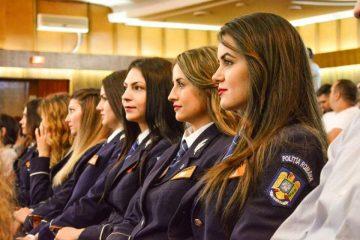 Din aprilie, înscrieri pentru școlile militare și de poliție