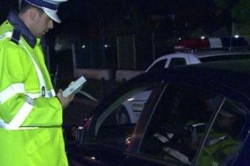 Bețivani la volan, depistați în trafic de polițiștii din Neamț. Aveau și permisul reținut sau nu dețineau permis
