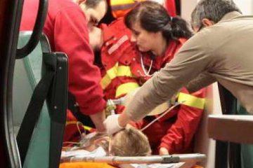 Bebeluș, din Bucium, ars, transportat cu elicopterul la Iași și femeie, din Boghicea, tentativă de sinucidere prin înec