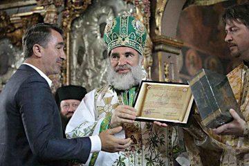 Înaltpreasfinţitul Arhiepiscop Ioachim sărbătorește împlinirea vârstei de 65 de ani. La mulți ani!