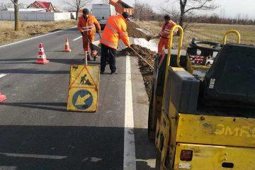 Vor fi executate lucrări de întreținere pe drumurile naționale din zona Roman, Piatra Neamț și Bicaz