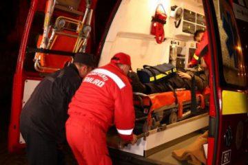 Neamț: a murit după ce a fost strivit de un utilaj