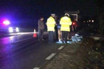 Cum s-a produs accidentul rutier de la Botești, pe DN2/E85, în urma căruia un bărbat și-a pierdut viața