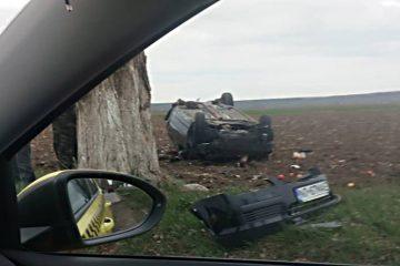 Cum s-a produs accidentul cu două victime, soțul și soția, de astăzi, de la Pildești