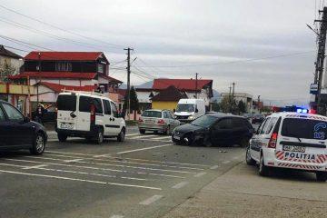 Astăzi, în Neamț: accident rutier cu două victime