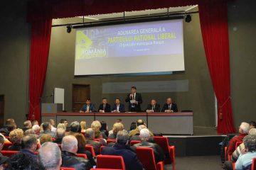 Oficialități liberale și peste 500 de membri, la Adunarea Generală a PNL Roman. În pregătire, campania pentru alegerile europarlamentare