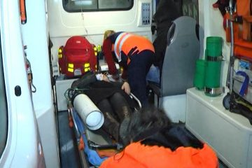 Intervenții ale Ambulanței Neamț: femeie căzută de la înălțime, bătrân în comă și bărbat rănit în accident rutier