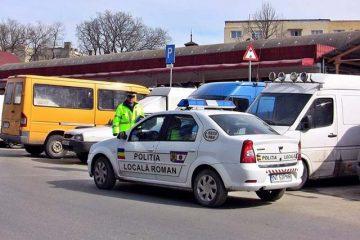 Amenzi pentru neachitarea taxei de parcare și pentru nerespectarea indicatoarelor rutiere