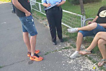 Furt în Parcul Municipal Roman, scandal la CPU Spital Roman, persoană cu tulburări psihice recalcitrantă