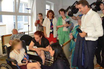"""Ionel Arsene: """"Actul medical și spitalele din Neamț sunt priorități pentru PSD. Îi asigur pe nemțeni de tot sprijinul meu"""""""