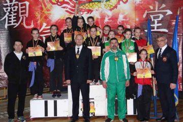 Copiii sportivi de la Clubului BAO Roman au reconfirmat valoarea la Campionatul Național de Qwan Ki Do