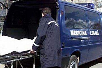 Roman: în această după amiază un bărbat a fost găsit mort