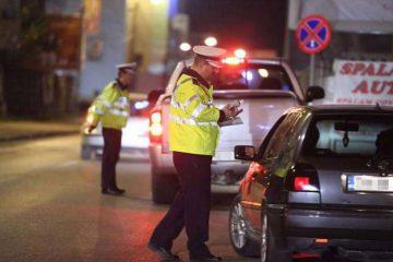 Sărbătoare și pe șosele; băuți la volan, depistați de polițiștii nemțeni