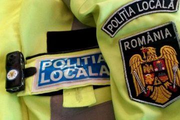Roman: Mini camere video pentru polițiștii locali aflați în serviciu. Imaginile vor fi folosite drept probe