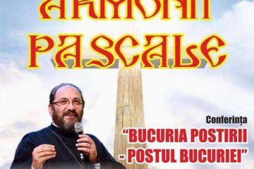 Eveniment în Neamț: Conferința preotului Constantin Necula