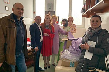 Membrii Rotary Club Roman au oferit un dar Compartimentului de Îngrijiri Paliative – Spital Roman