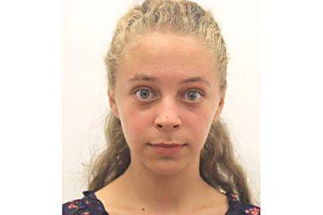 Polițiștii nemțeni caută o fată în vârstă de 15 ani care a plecat de la domiciliu și nu a mai revenit