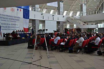 O delegație condusă de primarul Lucian Micu a plecat astăzi la Lyon la Forumul Cooperării Franța-România