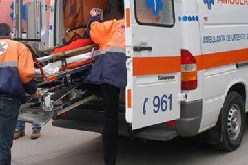 Eveniment grav în Gara Roman: o tânără a sărit din tren cu copilul în brațe. Copilașul a fost dus de urgență la Iași
