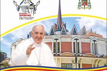 Se pot face înscrieri online pentru întâlnirea cu Papa Francisc la Iași – 1 iunie 2019. Vezi cum trebuie să procedezi