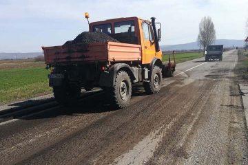 Lucrări de întreținere și reparații pe DN 15D Roman – Piatra Neamț și pe DN2/E85