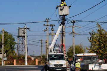 Opriri în furnizarea energiei electrice la Roman, Secuieni, Trifești și Făurei. Vezi programarea pe zile