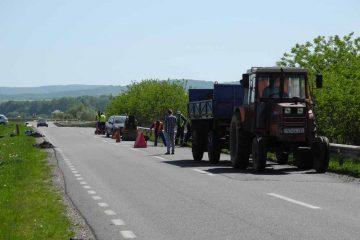 Lucrări de reparații pe Artera Roman Est și în alte zone ale municipiului. Încep asfaltările pe străzile programate
