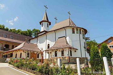 """Sfânta Înviere la Mănăstirea """"Nașterea Maicii Domnului"""" Giurgeni"""