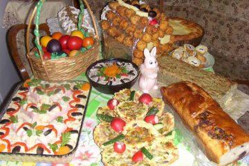 Oferă unei familii cu copii, care are nevoie de ajutor, o masă caldă de Paște