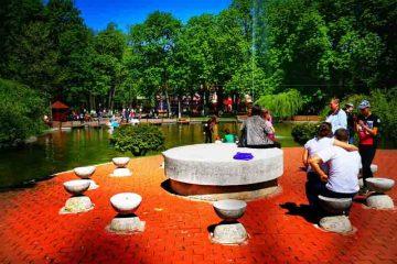 În perioada de Paște și 1 mai, mii de romașcani au preferat Parcul Roman și zona de picnic