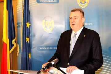 """Senatorul liberal, Eugen Țapu: """"Treziți-vă! Opriți distrugerea economiei!"""""""